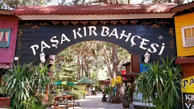 Paşa Kır Bahçesi Antalya Çakırlar - 0242 4394747