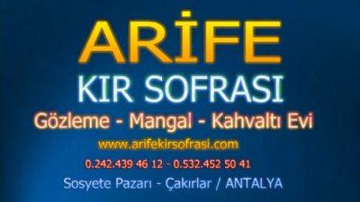 720p Arife Kır Sofrası Gözleme Kahvaltı Evi - Çakırlar - Antalya - YouTube.mp4_000009080