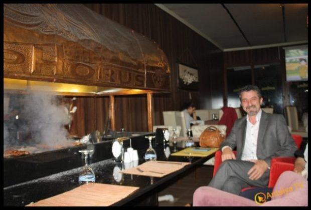 Bosphorus Lara Ocakbaşı Restaurant- Murat Çiçek- Muhabir Rüya Kürümoğlu- Antalya TV31