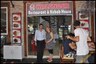 Kalender Restaurant Kebap Hause