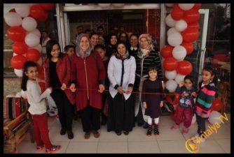 Nar Çiçeği Unlı Mamülleri Kepez'de Açıldı...