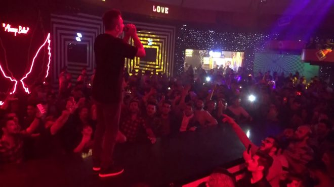 Sagopa Kajmer – Sessiz Ve Yalnız – Alanya 2018 Konser