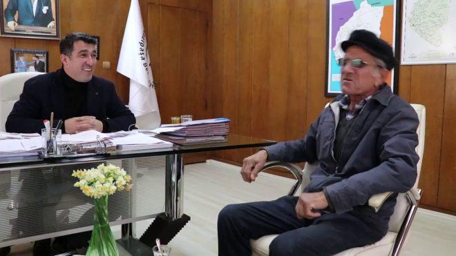 Gazipaşa Belediye Başkanı Çelik'ten  makamında şikayetçi oldu: