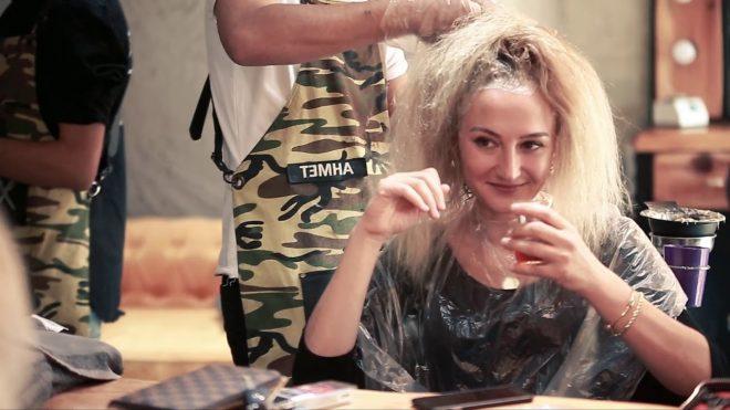 Antalya'nın en iyi bayan kuaförü Samet Sağlam