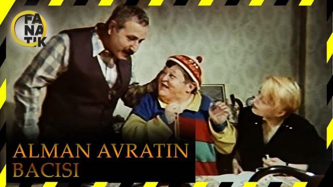 Alman Avratın Bacısı Türk Filmi Antalya Tv