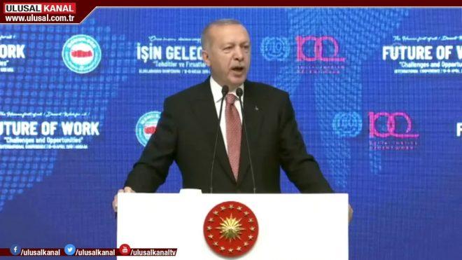 """Erdoğan'dan """"Türkiye İttifakı"""" çıkışı"""
