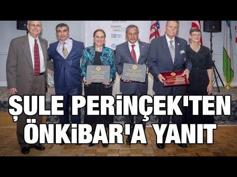Şule Perinçek'ten Sabahattin Önkibar'a yanıt