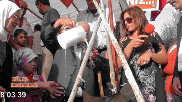 Mara Yaylası Şenlikleri 2013 - HilalCe Hasbihal Programı Kanal 7- Silifke - MERSİN