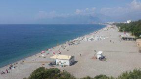 Varyanttan Beach Park'a Yürüyüş - Antalya Gezi Tatil - Full