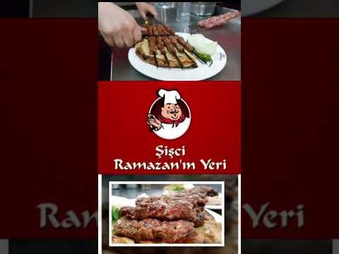 Şişci Ramazanın Yeri Konyaaltı Uncalı Antalya Şiş Köfte Piyaz Restaurant Kabak Tatlısı
