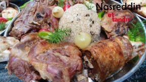Kilo İle Kuzu Tandır - Nasreddin Et ve Tandır Restaurant