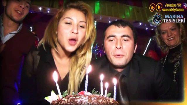 Marina Restaurant Yılbaşı Eğlencesi – Yılmaz Başkan Doğumgünü Antalya Balıkevi
