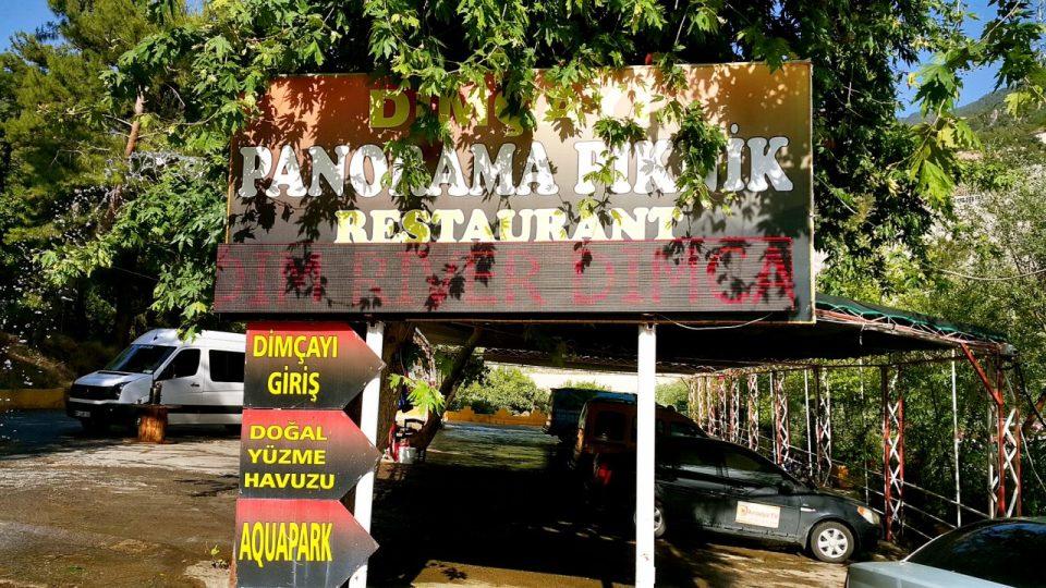 Alanya Tatilde Gezilecek Yerler Dimcayi Panorama Piknik Restaurant (4)