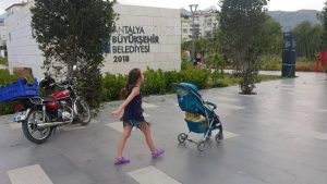 Konyaaltı Boğaçayı Parkı Yürüyüş Alanı - Antalya Gezi Tatil