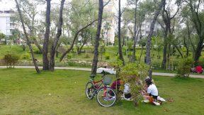 Yeni Boğaçayı Parkı Huzur Dolu - Antalya Gezi Tatil Tur