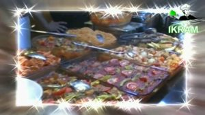 Medstar Hastaneleri İftar Yemegi - İkram Restaurant - Antalya