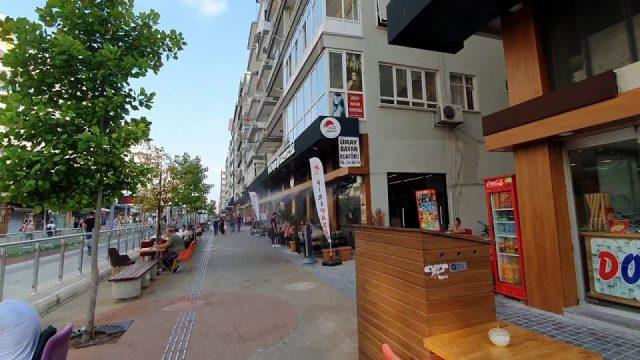 Antalya Şarampol Caddesi Kapalı Yol Markantalya İstikameti - Gezi Tatil - 1/7