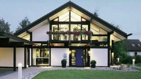 Prefab Villas Modular Homes  Prefab House - Modül Evler Prefabrik Villa