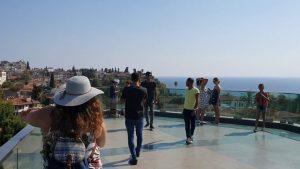 Kaleiçi Manzarası Antalya Cumhuriyet Meydanı