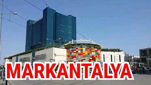 Markantalya AVM - Antalya Gezilecek Yerler - Antalya Şehiriçi