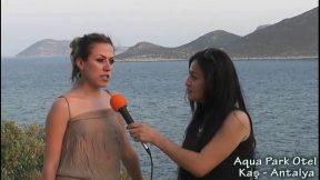 Aquapark Hotel - Kaş - Antalya