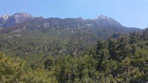 Altınyaka yolunda güzel manzara - Antalya Gezi Tatil Tur