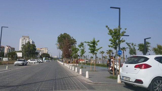 Konyaaltı Sahil Yolu Antalya Şehir Merkezi - Antalya Gezilecek Yerleri