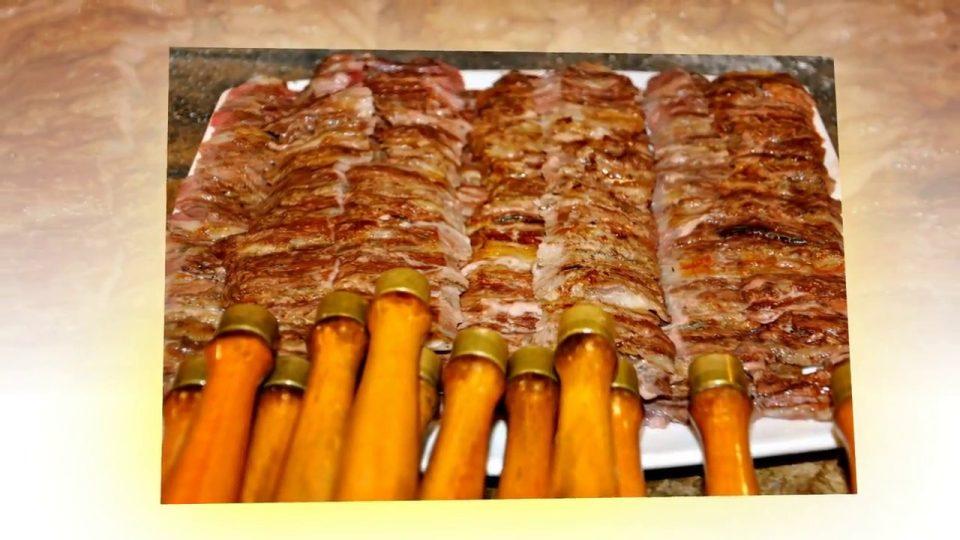 Antalya Meşhur Cağ Kebabı 0242 322 4141 etli ekmek kadayıf dolması pide köfte piyaz paket servis