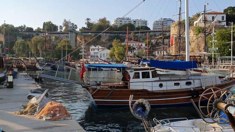 Yat Limanı İskele Antalya Gezilecek Yerleri – Antalya Tatil