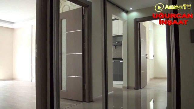Antalya Sahibinden Satılık Daireler Site İçinde Sıfır Bina Çaybaşı Mahallesi Uğurcan İnşaat