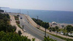 Varyanttan Beach Park'a Yürüyüş - Antalya Gezi Tatil - 6/16