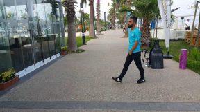 Konyaaltı Sahili Yürüyüş Yolu Antalya Gezi Tatil - 8/8