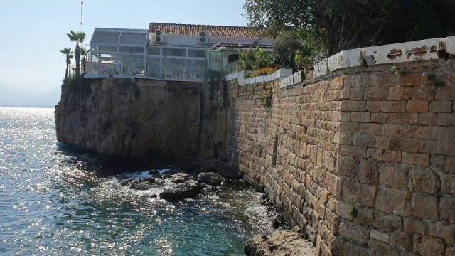 Antalya Yatlimanı İskele Deniz Manzarası Gezi Tatil
