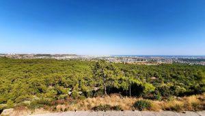 Muhteşem Antalya Manzarası Kepez seyir terasından Antalya şehri görünümü - Antalya Gezi Tatil