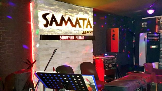 Antalya Eğlence Alemi - Şamata Live Konyaaltı