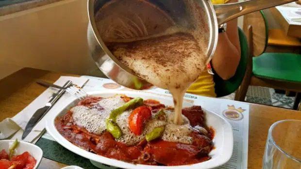 Antalya Meşhur İskenderci - 02422281113 antalya en iyi 10 dönerci antalya meşhur restoranlar et döner nerde yenir