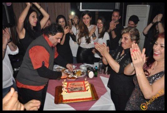 Cafe Corner Lara 20. Yılını Aşiyan'da Kutladı...