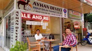 Ayhan Deveci İnşaat'ta tescilli Youtube kanalı iş teslimi