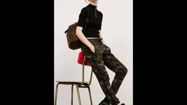 Bayan Pantolon Modelleri 2019 Kadın Moda Bayan Giyim Bayan Pantolonlar