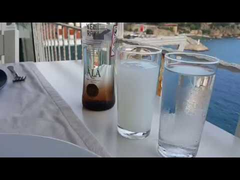 Antalya Yat Limanı Manzarası  – Antalya Deniz Manzarası Balık Restaurant