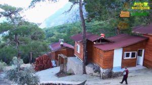 Saklıköy Antalya Şömineli Havuzlu Günübirlik Kiralık Villa Kiralık Oda Dağevi