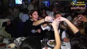 BospHorus Restaurant - Yılbaşı Eğlencesi - Antalya Geceleri Eğlence Alemi