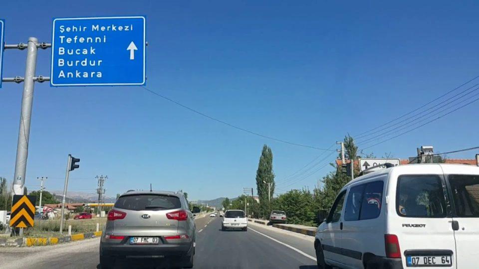 Antalya Korkuteli Yolu – Antalya Gezi Tatil – 26/30