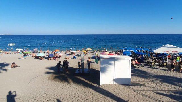 Antalya Konyaaltı Deniz Manzarası Konyaaltı Beach Antalya Plajları Gezi Tatil