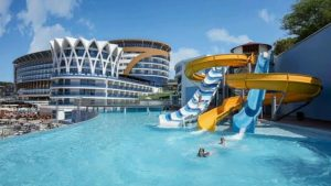 Luxury Hotels in Antalya - Best beach hotel in Antalya