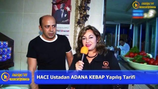 Adana Kebap Nasıl Yapılır – Halil Ustanın Yeri Ocakbaşı Antalya Adana Kebap