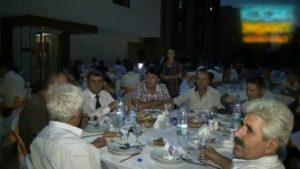 Koçak İnşaat İftar Yemeği - 06.07.2012