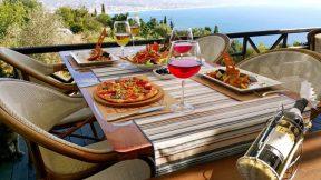 Alanya en iyi restoranlar Muhtarın Yeri Alanya Kalesi