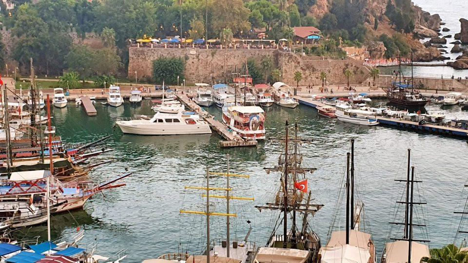 antalya yat limani iskele deniz manzarasi kaleiçi (5)