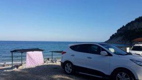 Antalya Deniz Manzarası - Kargıcak Piknik Alanı
